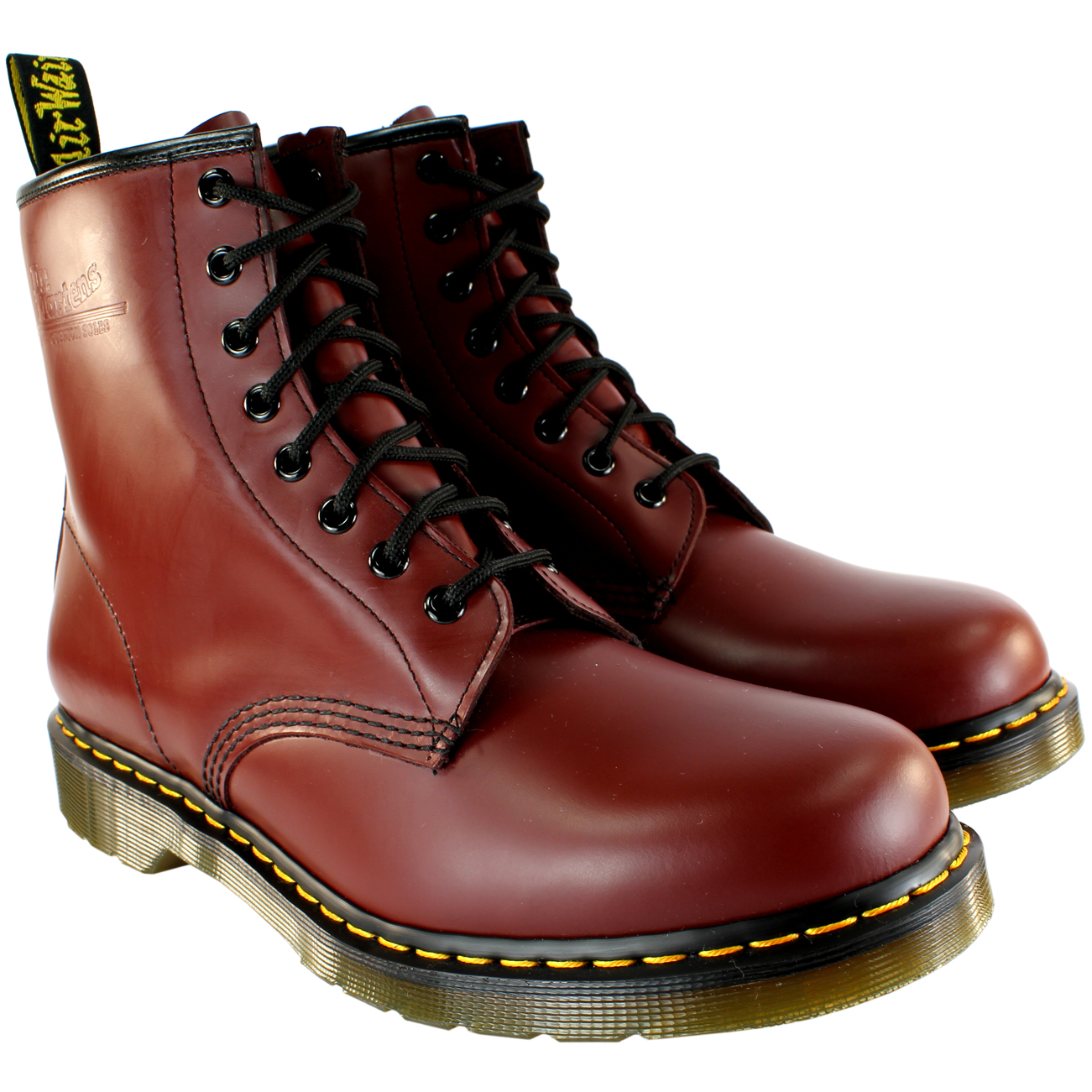 Womens Dr Martens 1460 Classic Lace Up Leather Ankle Army Boots US Sizes  5-10 b5a0bd9017