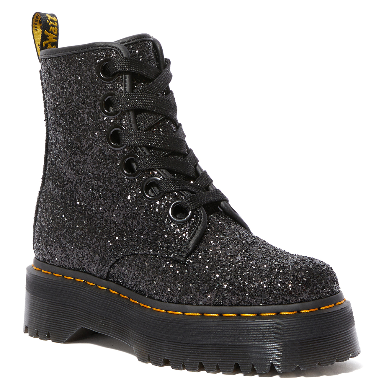 Dr Martens Molly Glitter Boots