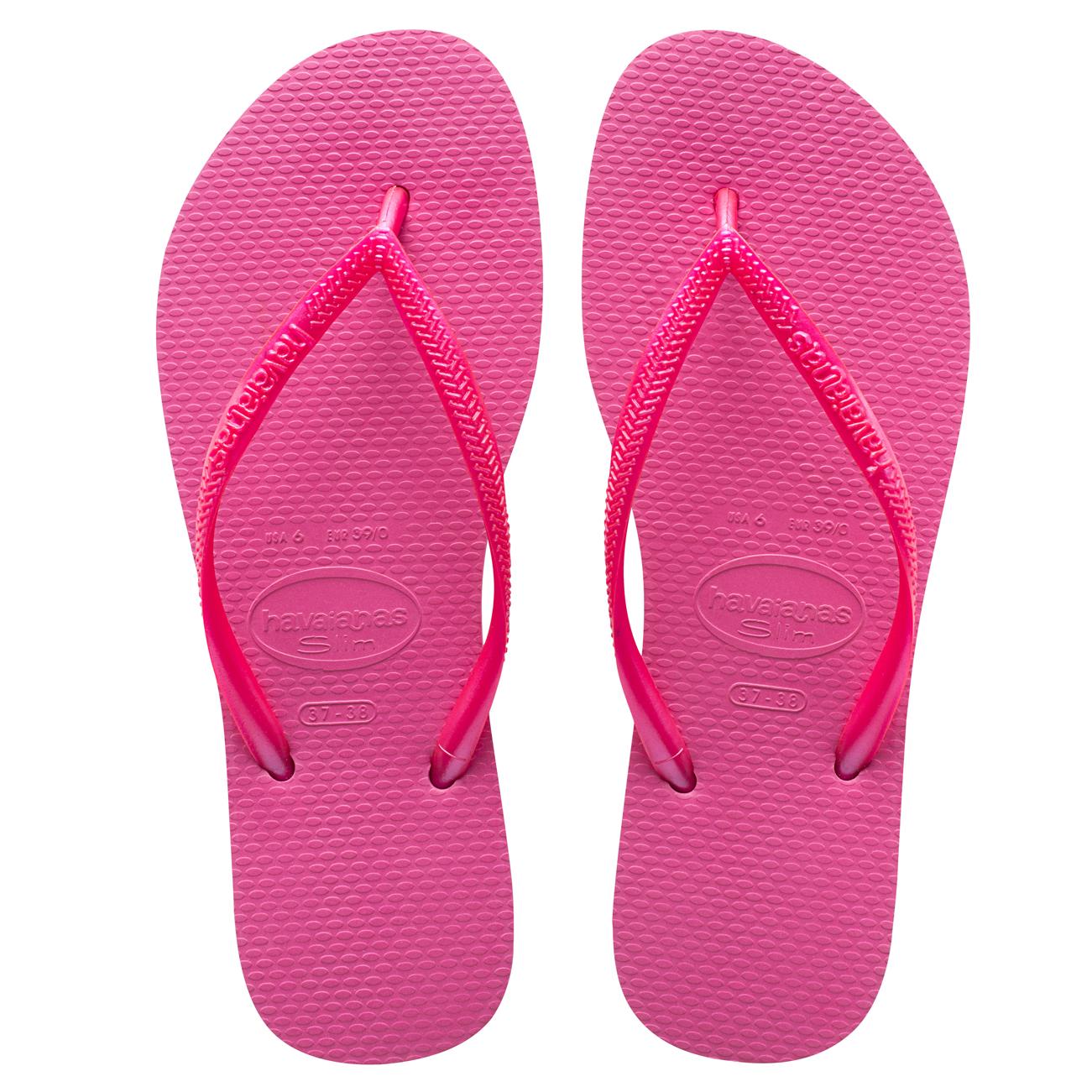 8f0f0837e9f05 Womens Havaianas Spring Beach Thongs Brazil Summer Floral Flip Flops ...