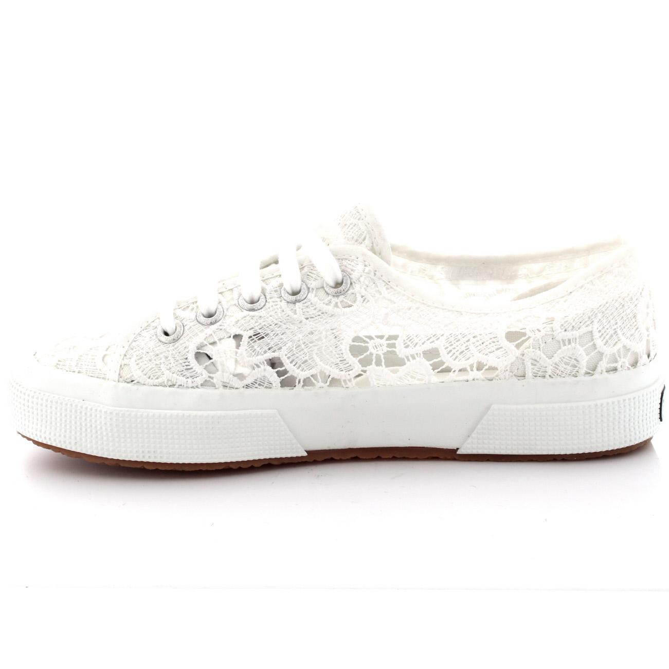 Womens-Superga-2750-Macrame-Lace-Low-Top-Casual-