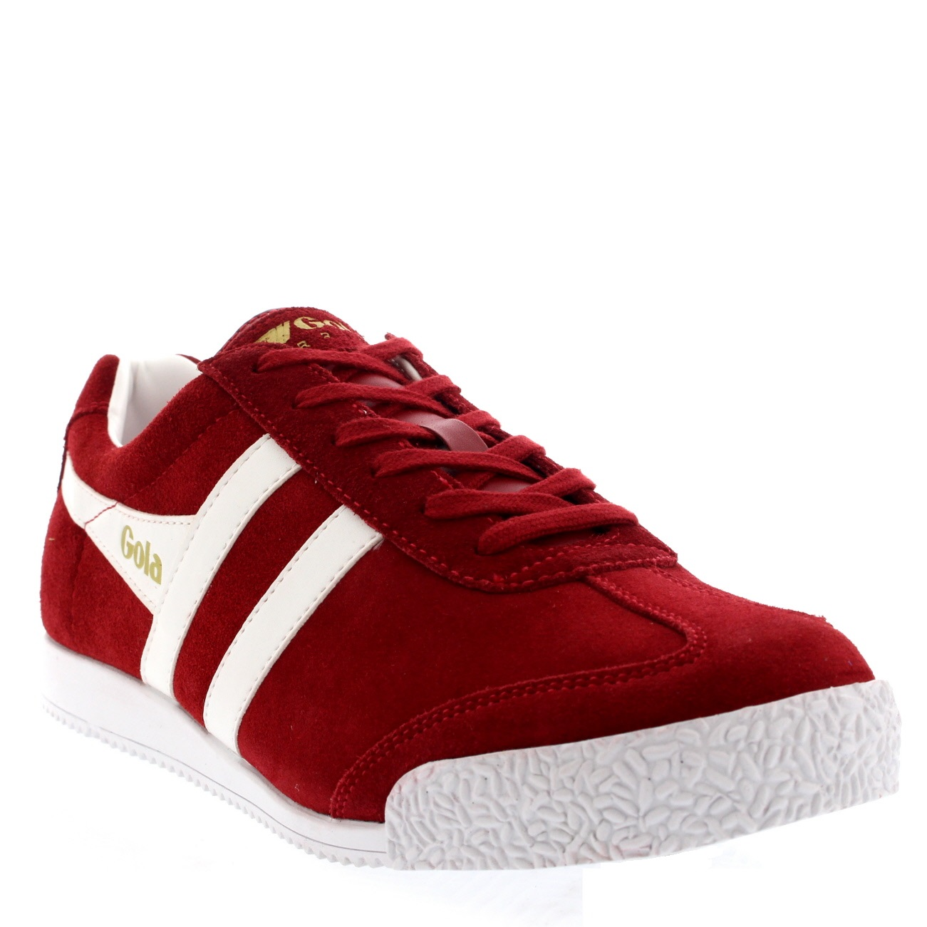 Uomo Gola Active Super Harrier Retro Casual Active Gola Suede Lace Up Sports Sneaker US 8-13 643252