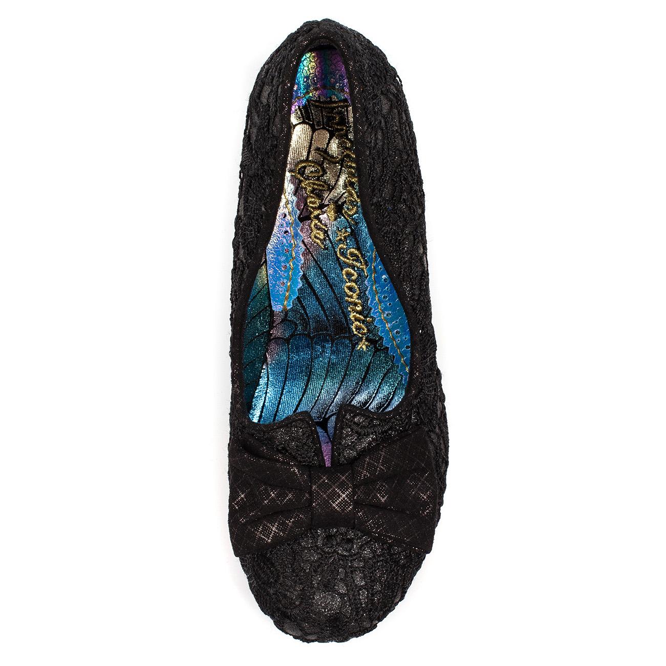 Donna Irregular Choice Choice Choice Dazzle Razzle Evening Low Heel Court scarpe US 5.5-11 4c62ac