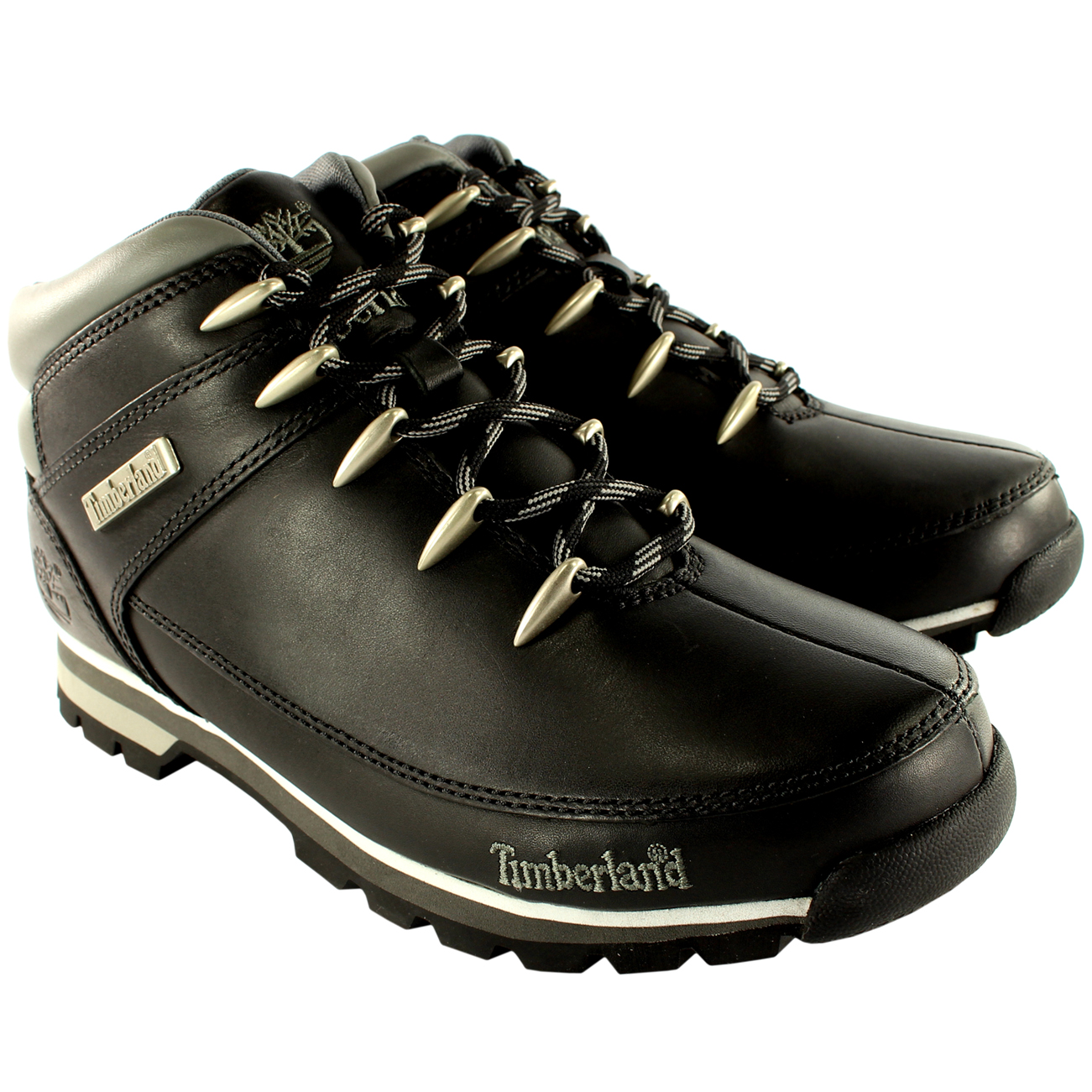 Mens Timberland Euro Sprint Hiker Walking Hiking Leather