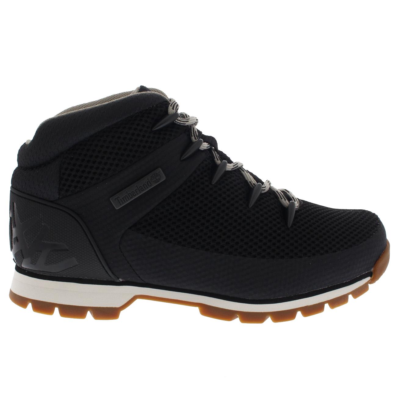 Mens-Timberland-Euro-Sprint-Fabric-Walking-Durable-Hiking-