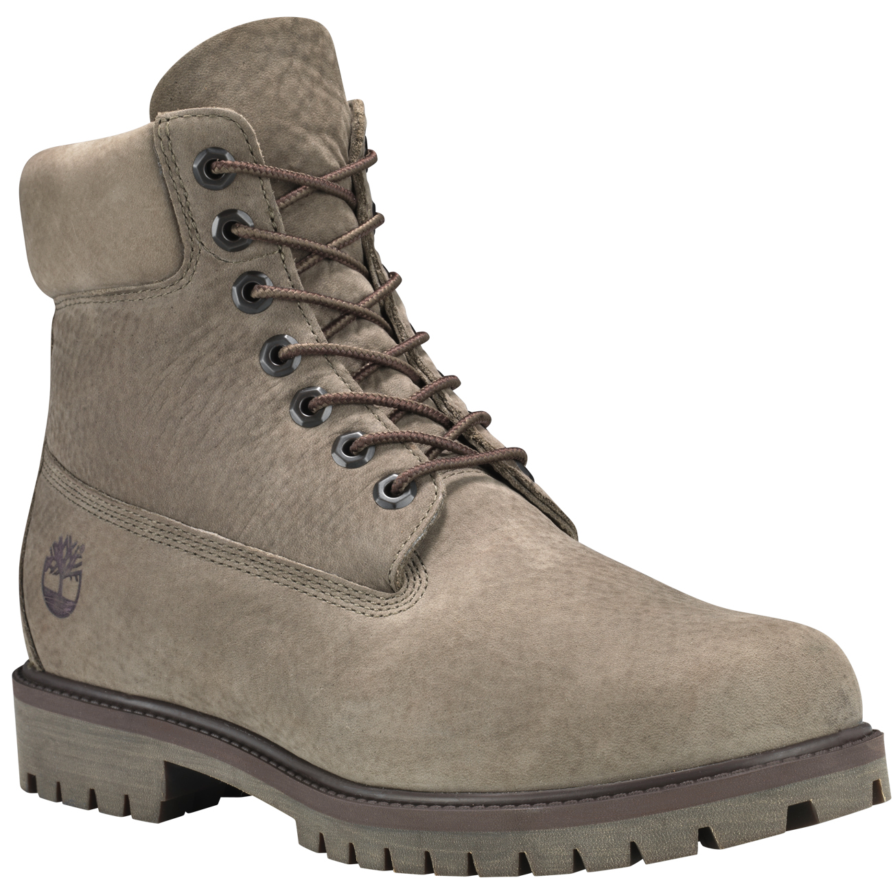 timberland 6 inch rubber