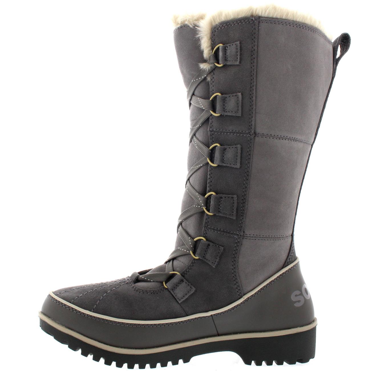 Womens Sorel Tivoli High Ii Waterproof Winter Rain Mid