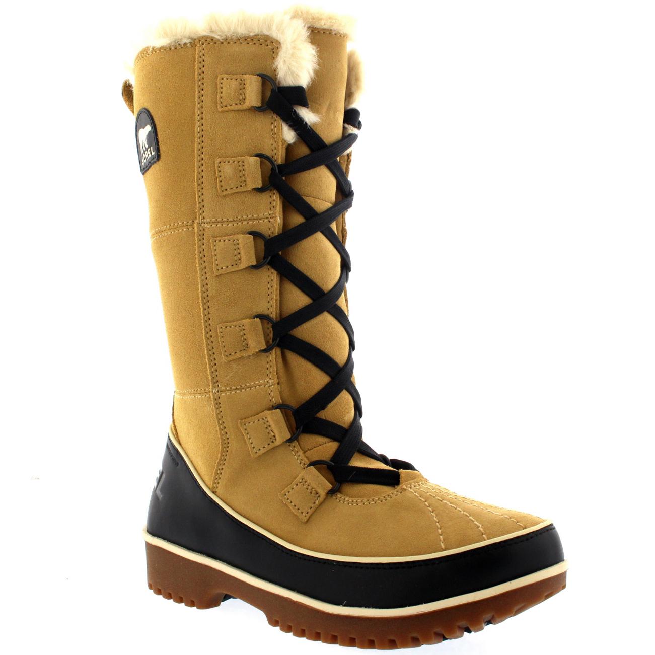 a8ad48772ac16 Details about Womens Sorel Tivoli High II Waterproof Winter Rain Mid Calf  Snow Boots US 5-11