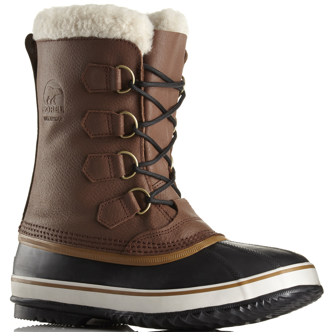Mens Sorel 1964 Pac Walking Winter Rain Snow Waterproof