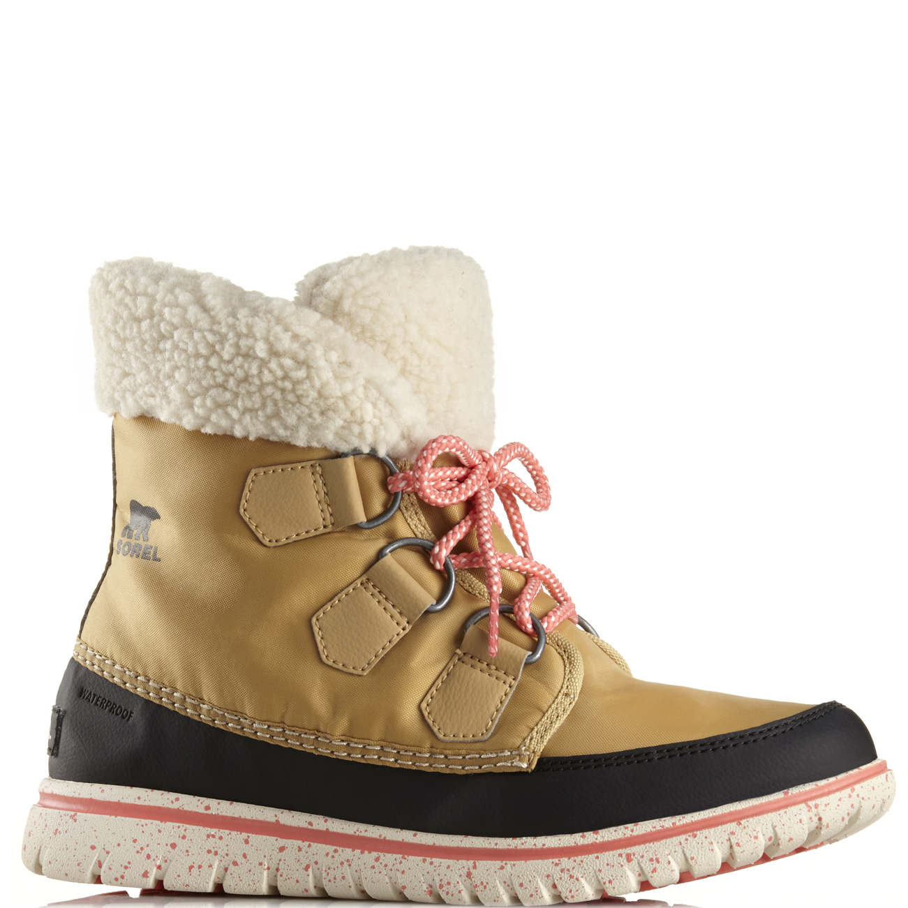 Womens Sorel Cozy Carnival Hiking Casual Winter Snow