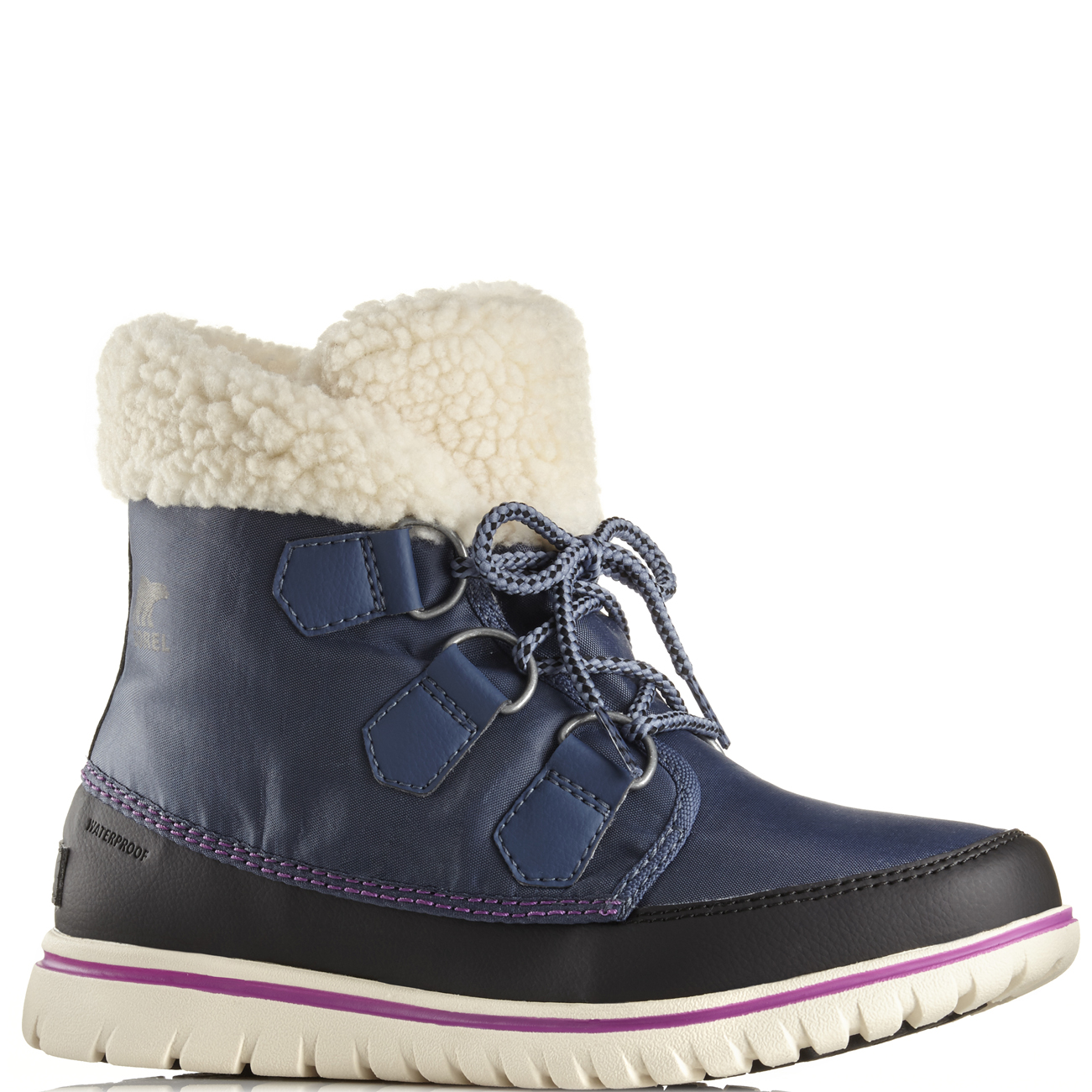 785d547465bd Details about Womens Sorel Cozy Carnival Hiking Casual Winter Snow Walking Ankle  Boots US 5-11