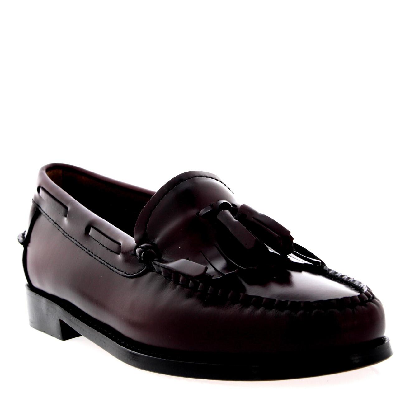 Kiltie Slip On Shoes