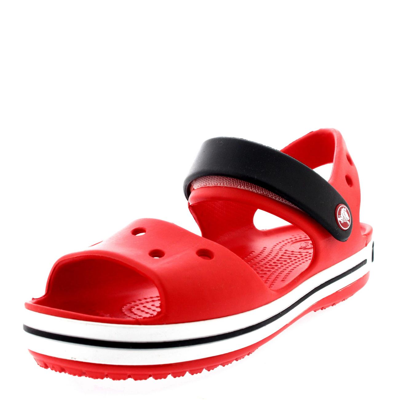 ccbf714c4b5ee Details about Unisex Kids Crocs Crocband Pool Lightweight Sandal Summer  Beach Sandals US 1-6