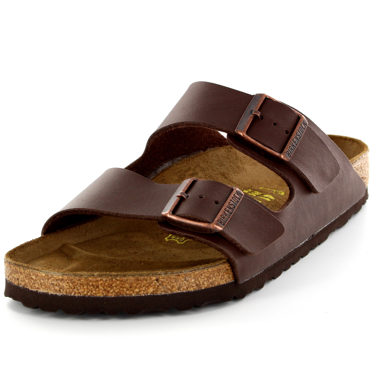 57dee63563bf Mens Birkenstock Arizona Leather Buckle Summer Holiday Beach Sandals ...