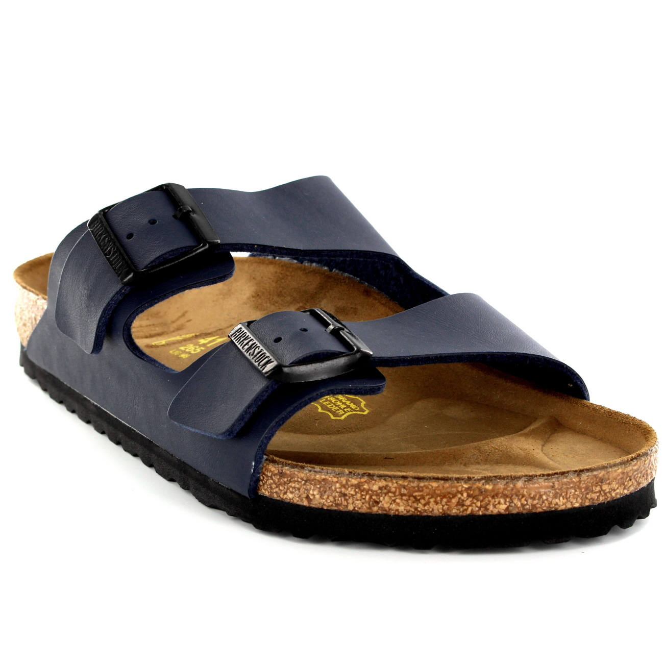 Details about Mens Birkenstock Arizona Leather Buckle Summer Holiday Beach Sandals UK 6 13