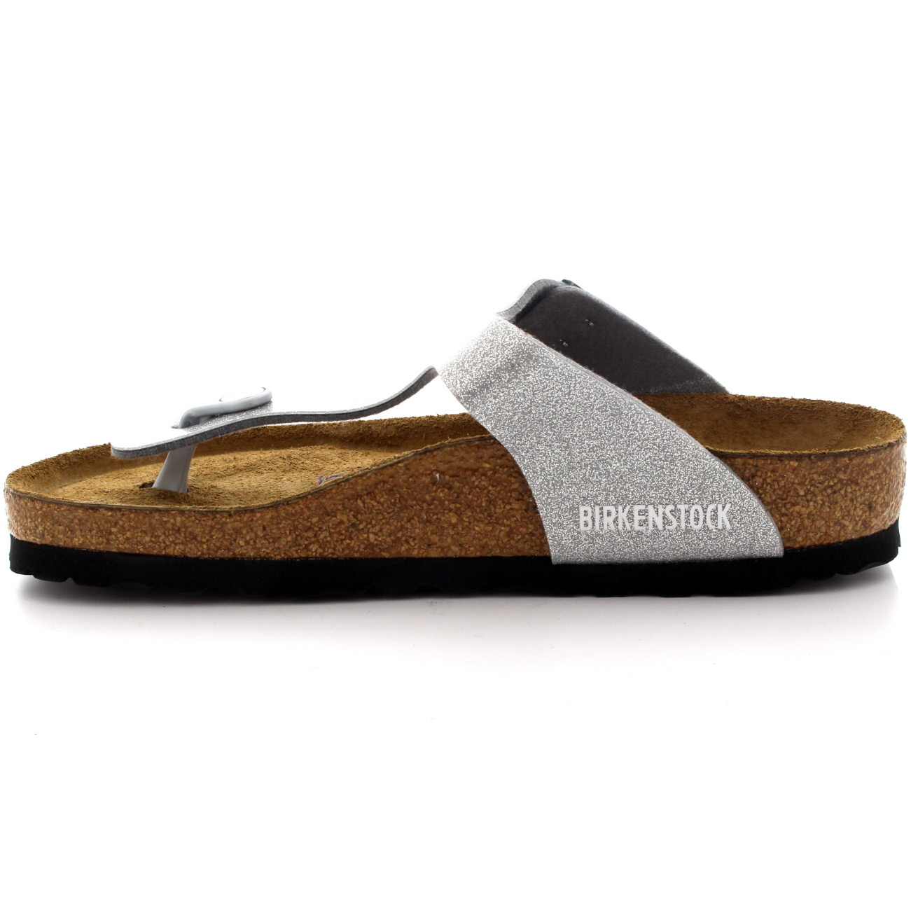 Birkenstock GIZEH - T-bar sandals - stone xkakqT
