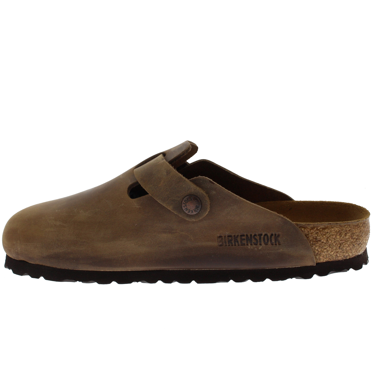 Womens Birkentstock Boston Casual Oiled Oiled Oiled Leather Sandals Holiday Clogs US 5-11 c3cbd1