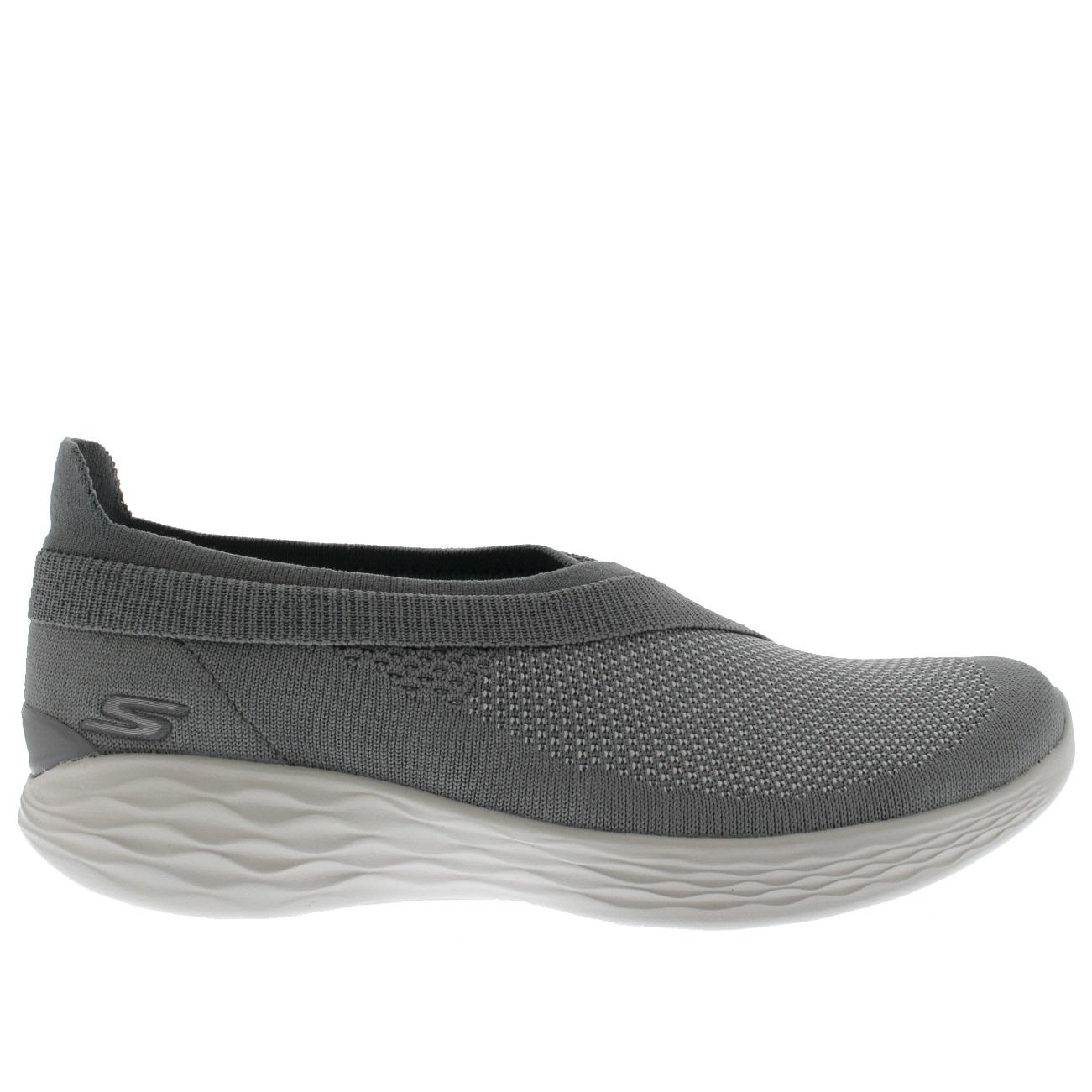 Damenschuhe Skechers You Luxe Flexible Memory Foam Lightweight Yoga Flexible Luxe Sneakers US 6-11 ad633b