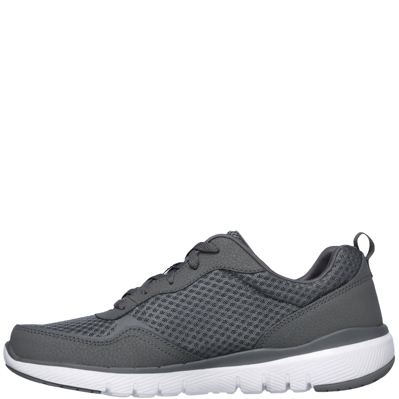 Details about Mens Skechers Flex Advantage 3.0 Walking Gym Lightweight Fitness Sneaker US 8 14