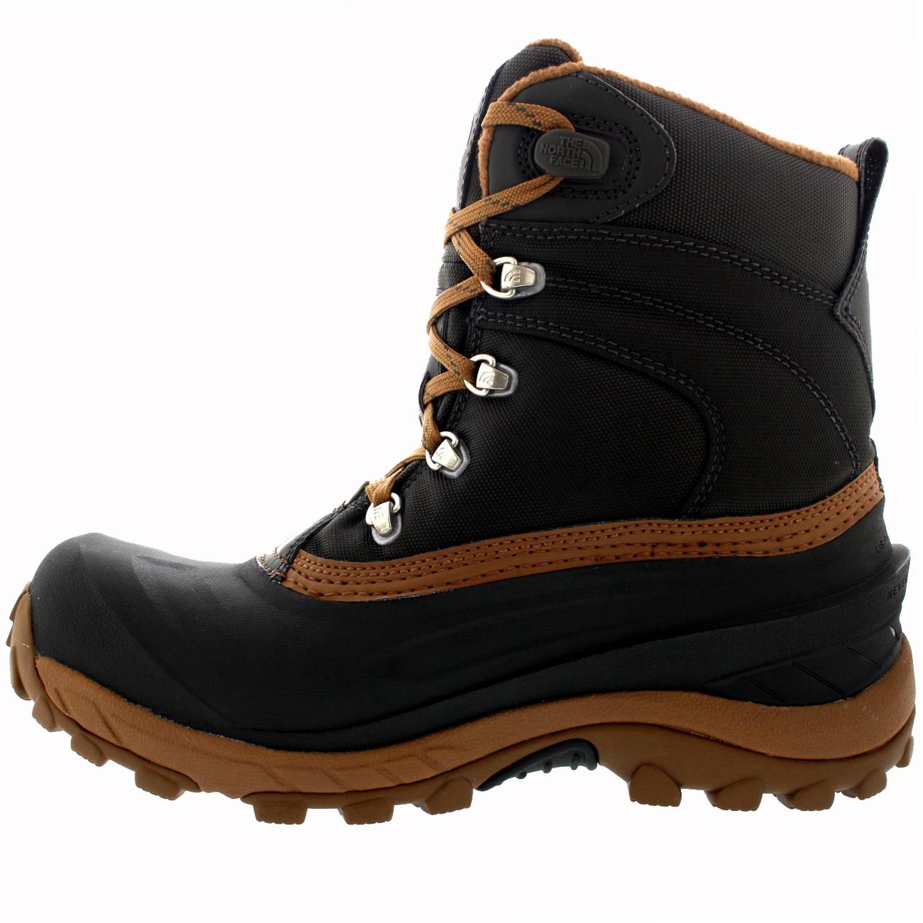 North Face Waterproof Walking Shoes