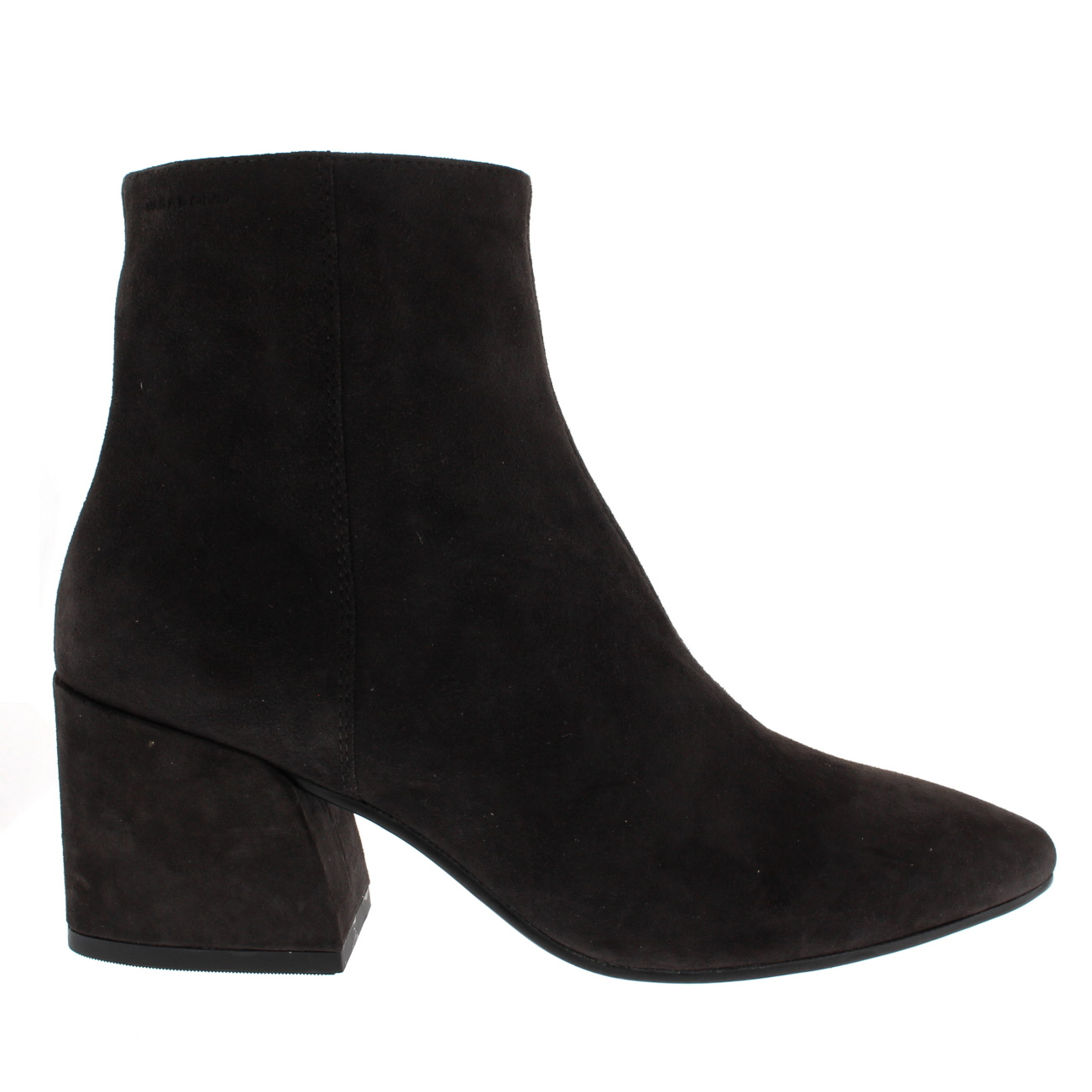 Womens Vagabond Olivia Fashion Winter Suede Pointed Toe Ankle Boots