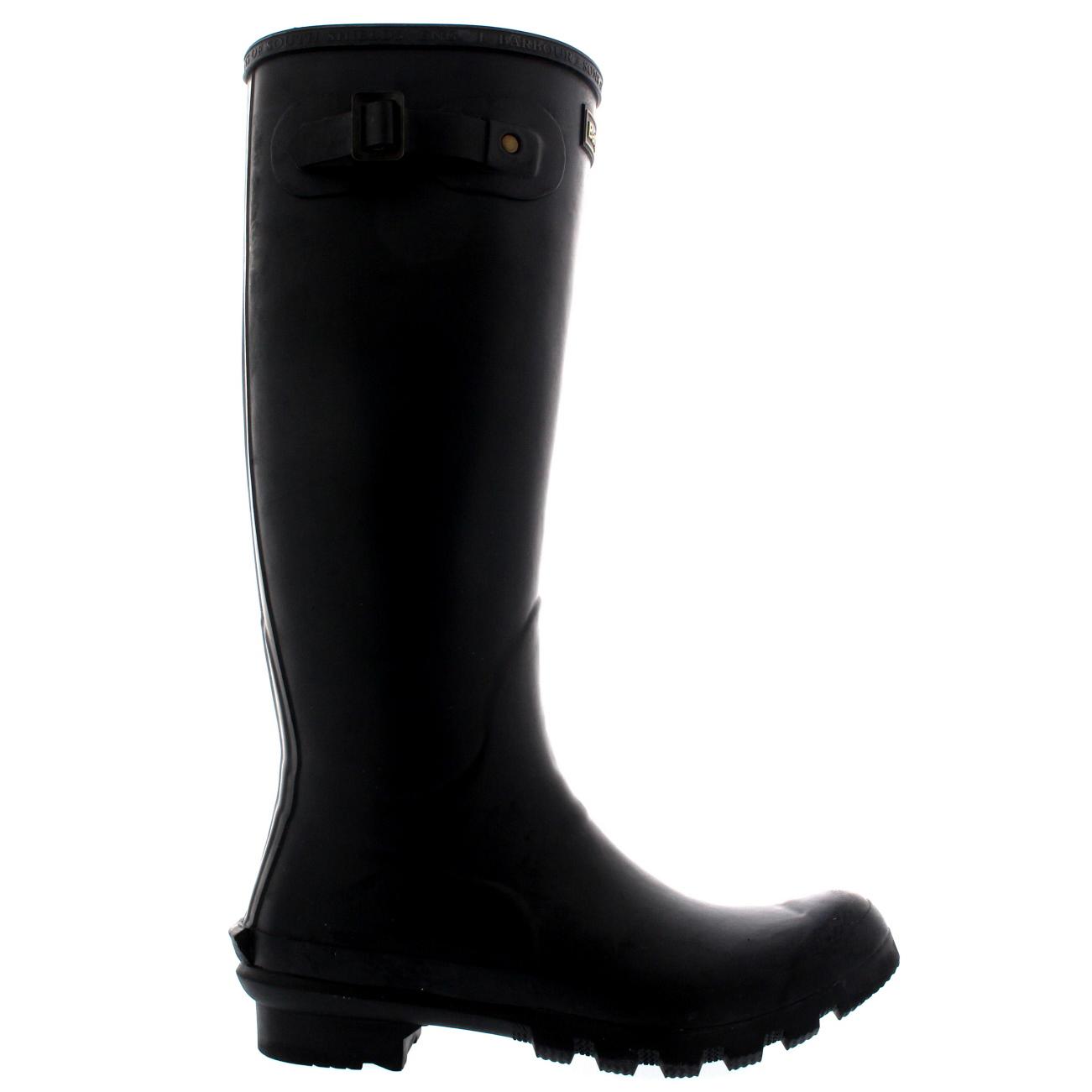 Womens-Barbour-Bede-Snow-Waterproof-Winter-Wellingtons-Mid-Calf-Boots-US-5-11 thumbnail 13