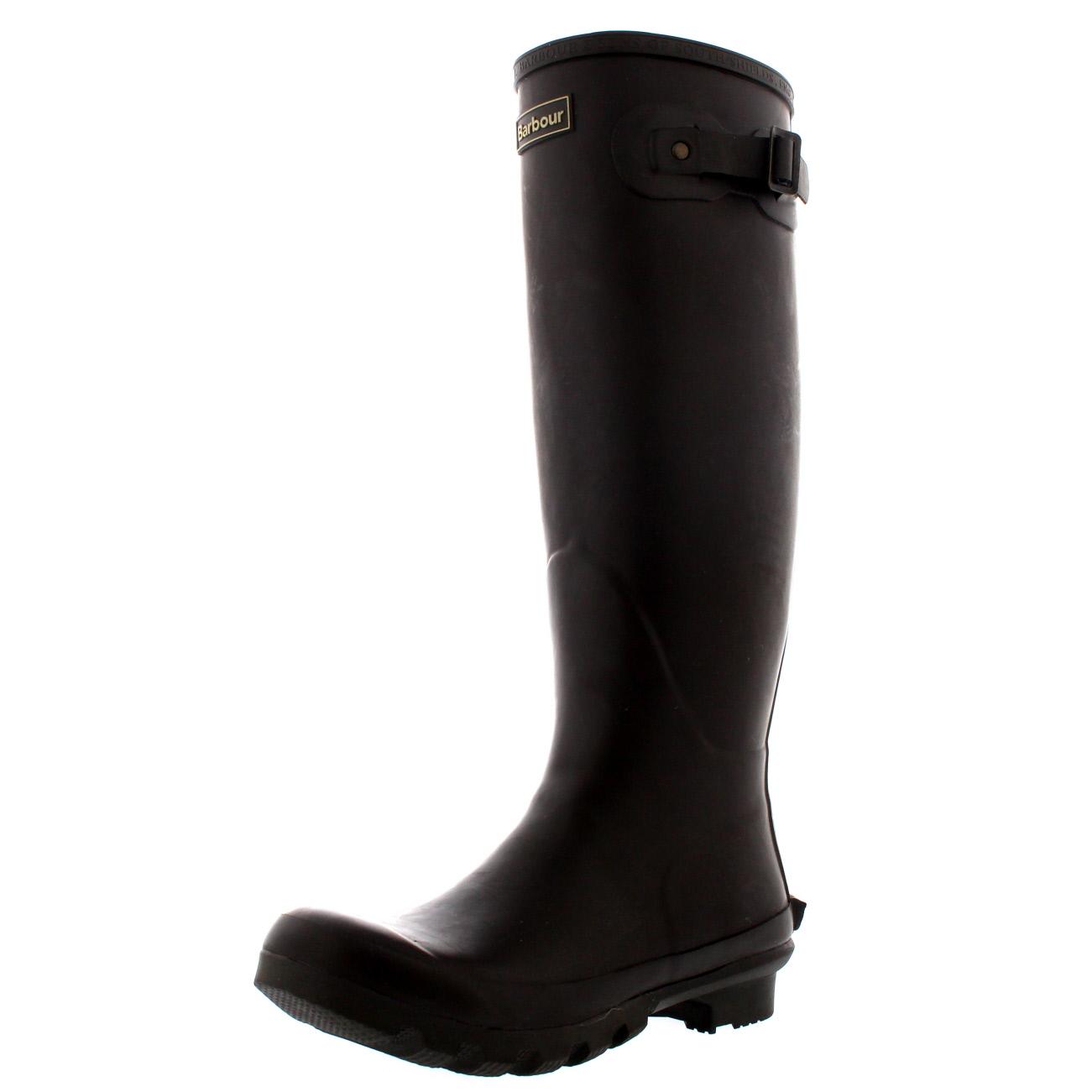 Womens-Barbour-Bede-Snow-Waterproof-Winter-Wellingtons-Mid-Calf-Boots-US-5-11 thumbnail 16