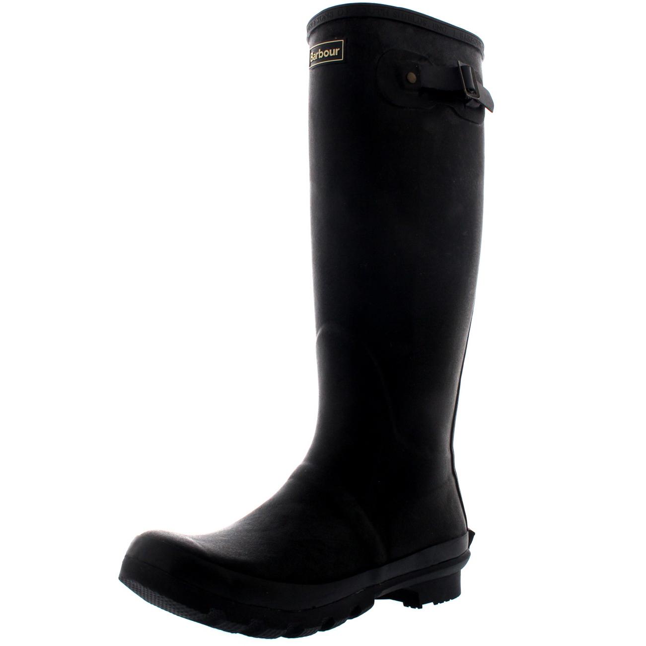 1b938b78 Mens Barbour Bede Winter Mid Calf Snow Waterproof Rain Wellington ...