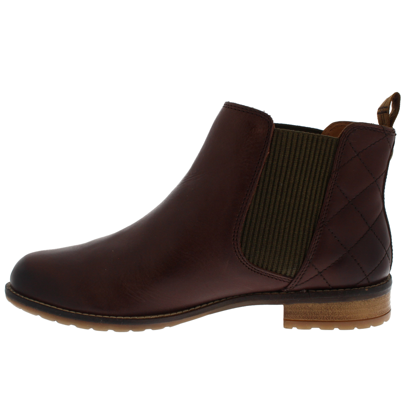 Damenschuhe Barbour Abigail Stiefel Casual Leder Smart Winter Ankle Heeled Stiefel Abigail US 4.5-9.5 7275b5