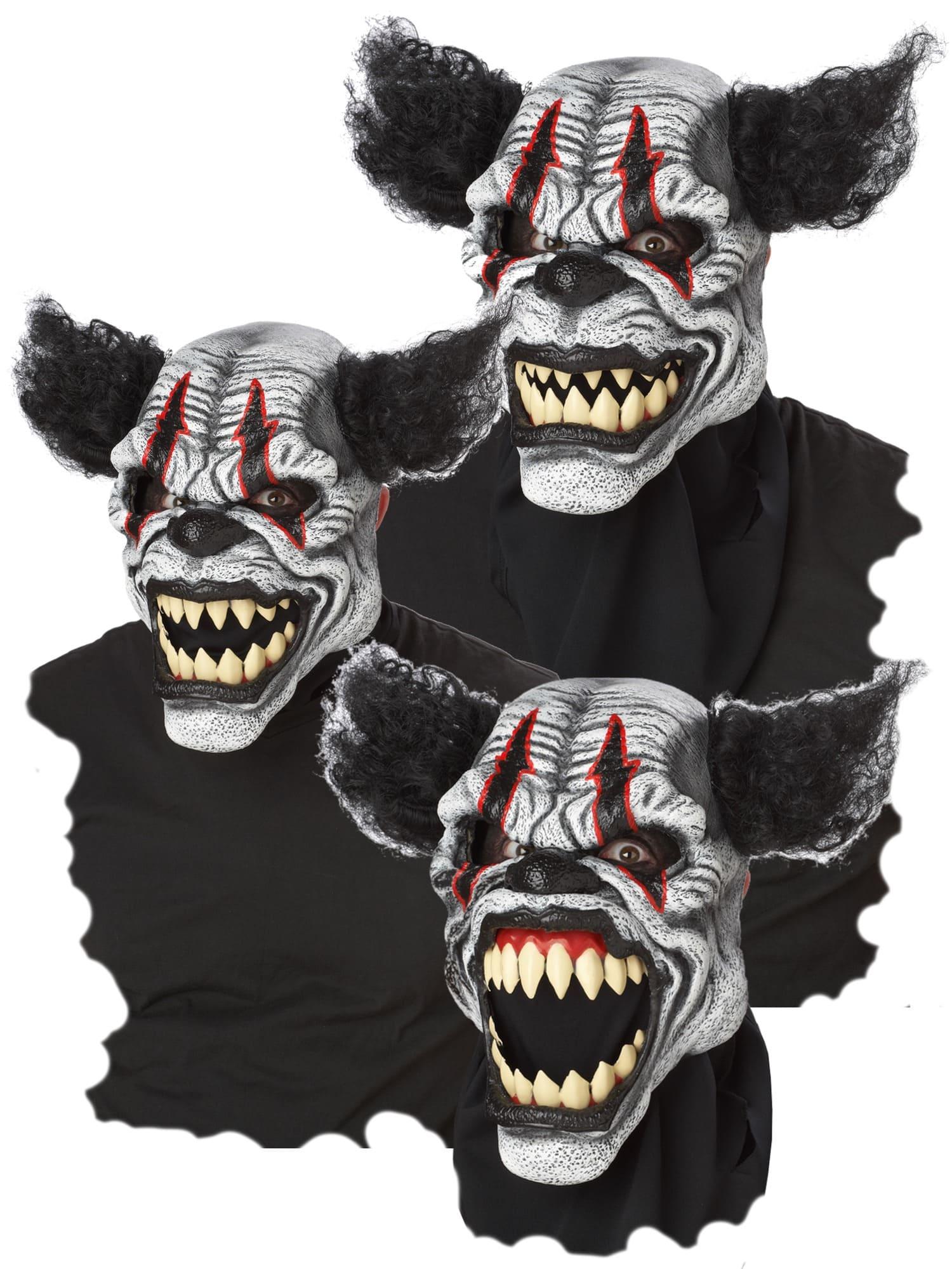 last laugh the clown deluxe horror halloween men costume ani-motion