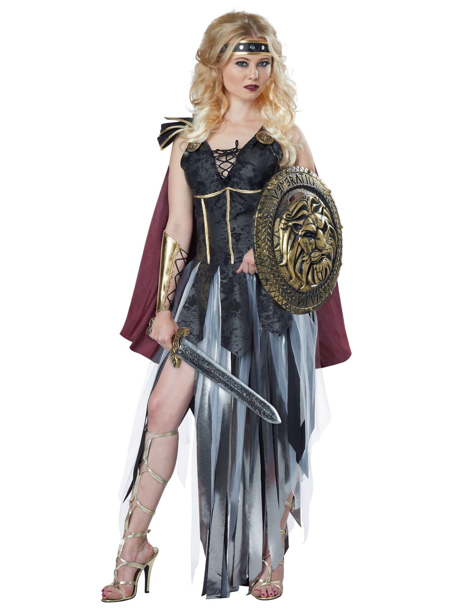 Glamorous gladiator xena warrior roman spartan medieval womens glamorous gladiator xena warrior roman spartan medieval womens costume s solutioingenieria Choice Image