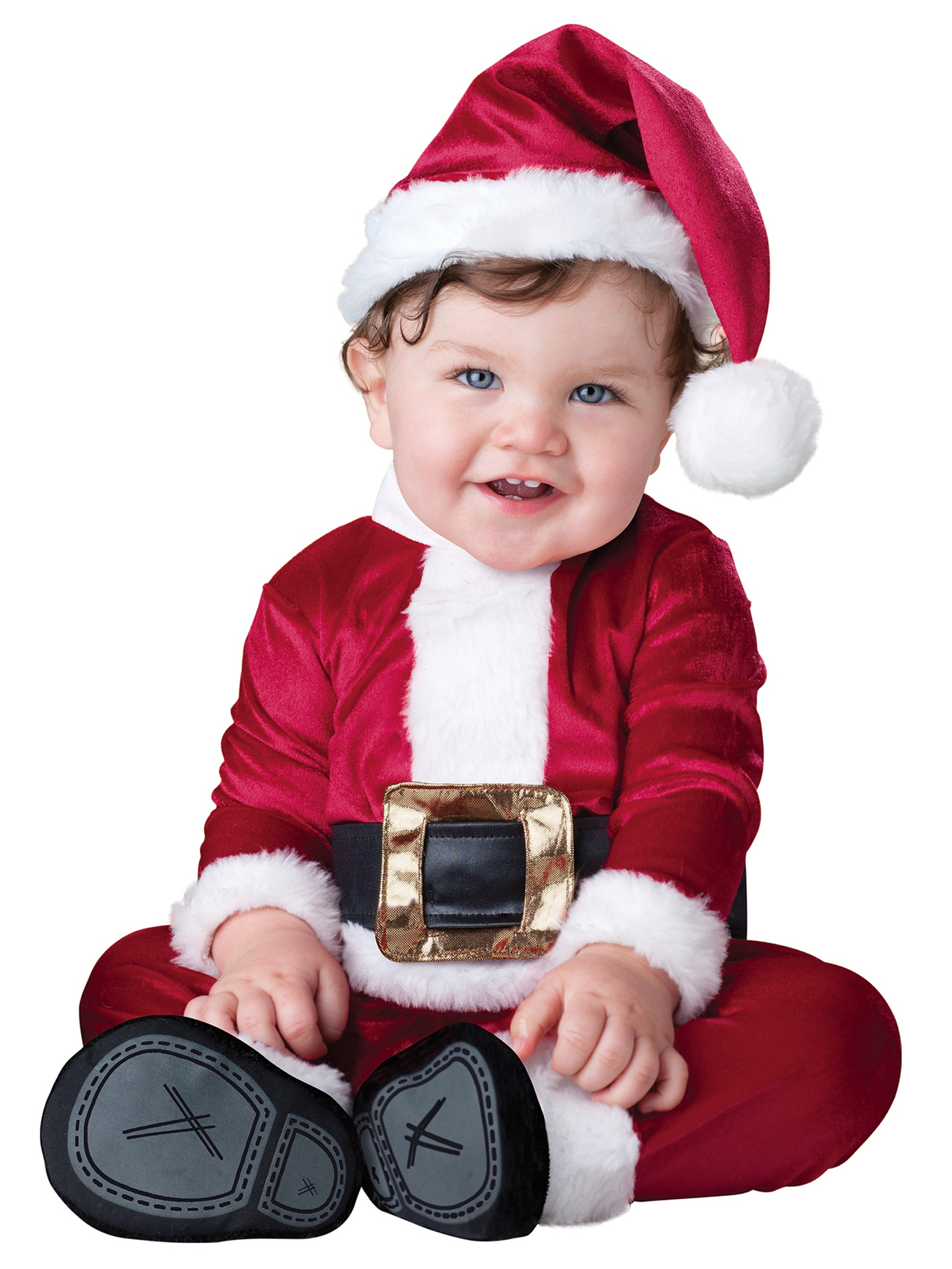 Baby Santa Claus Chirstmas Dress Up Toddler Infant Baby Boys Costume