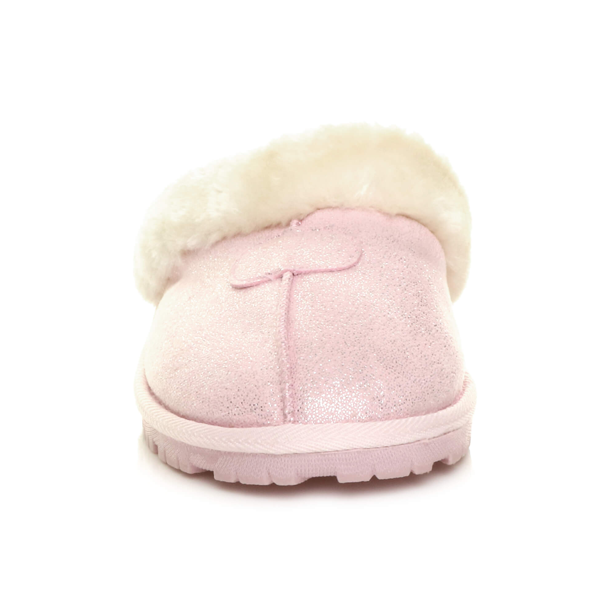 WOMENS-LADIES-FLAT-FUR-LINED-COMFORTABLE-WINTER-MULES-SLIPPERS-HOUSE-SHOES-SIZE thumbnail 84