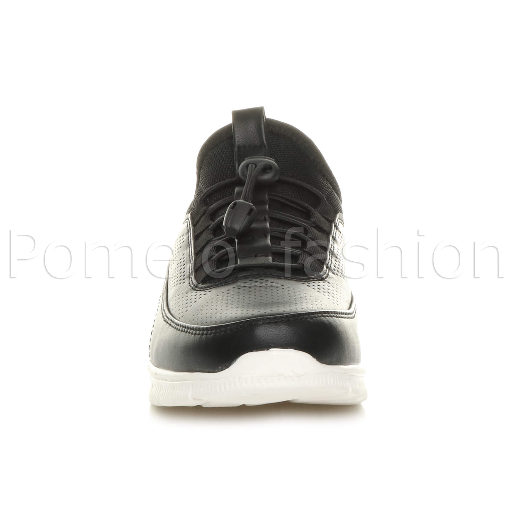 WOMENS-LADIES-FLAT-COMFY-MEMORY-FOAM-FLEXIBLE-ADJUSTABLE-TRAINERS-SNEAKERS-SIZE