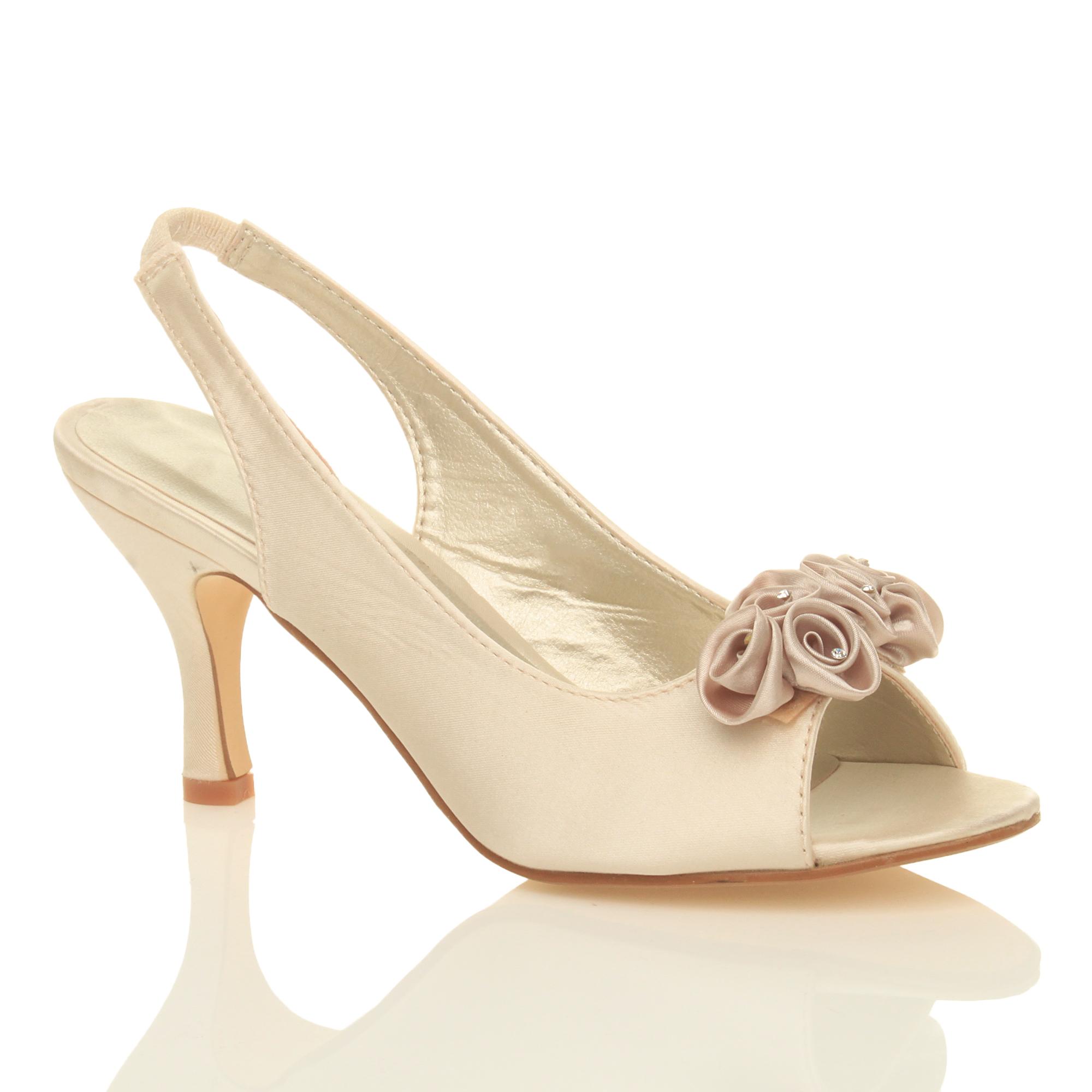 Ladies Size  Bridal Shoes