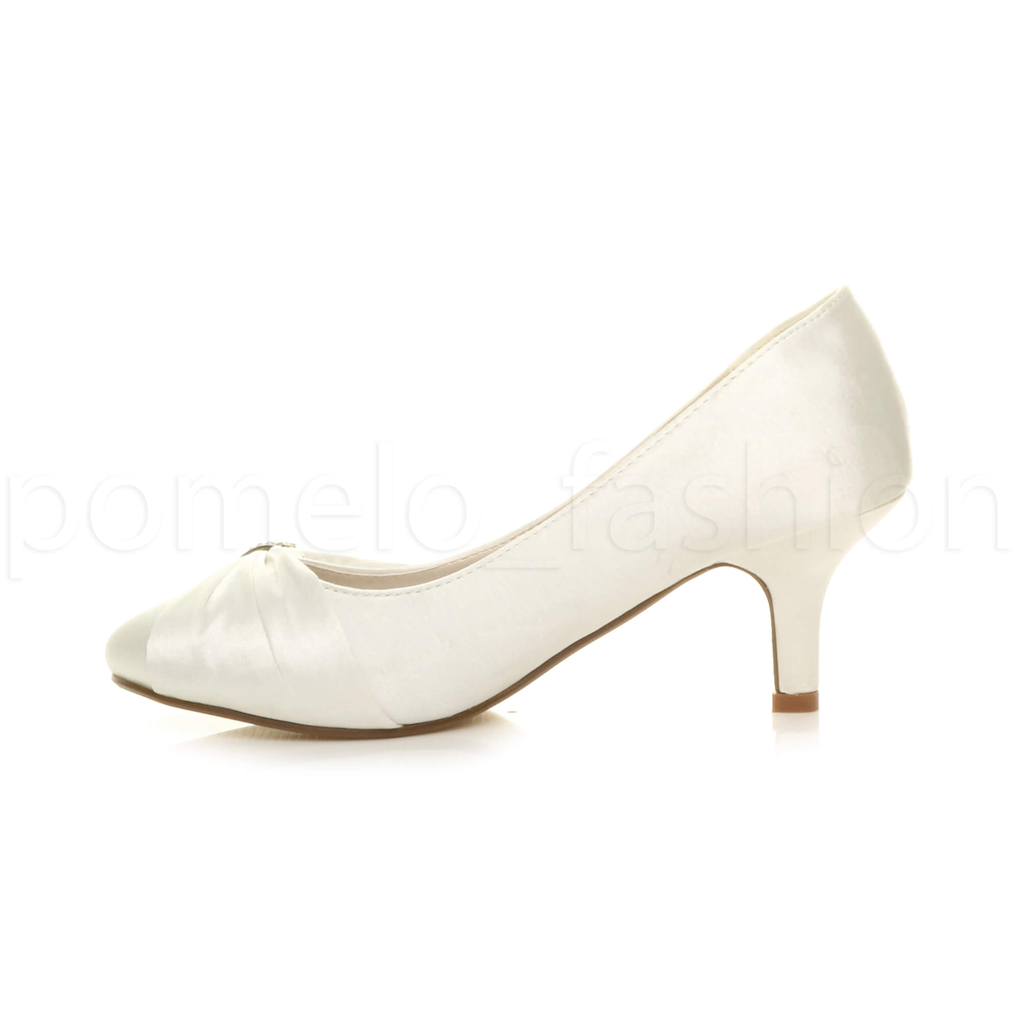 wide width wedding shoes low heel womens wedding bridal prom shoes low heel 1410
