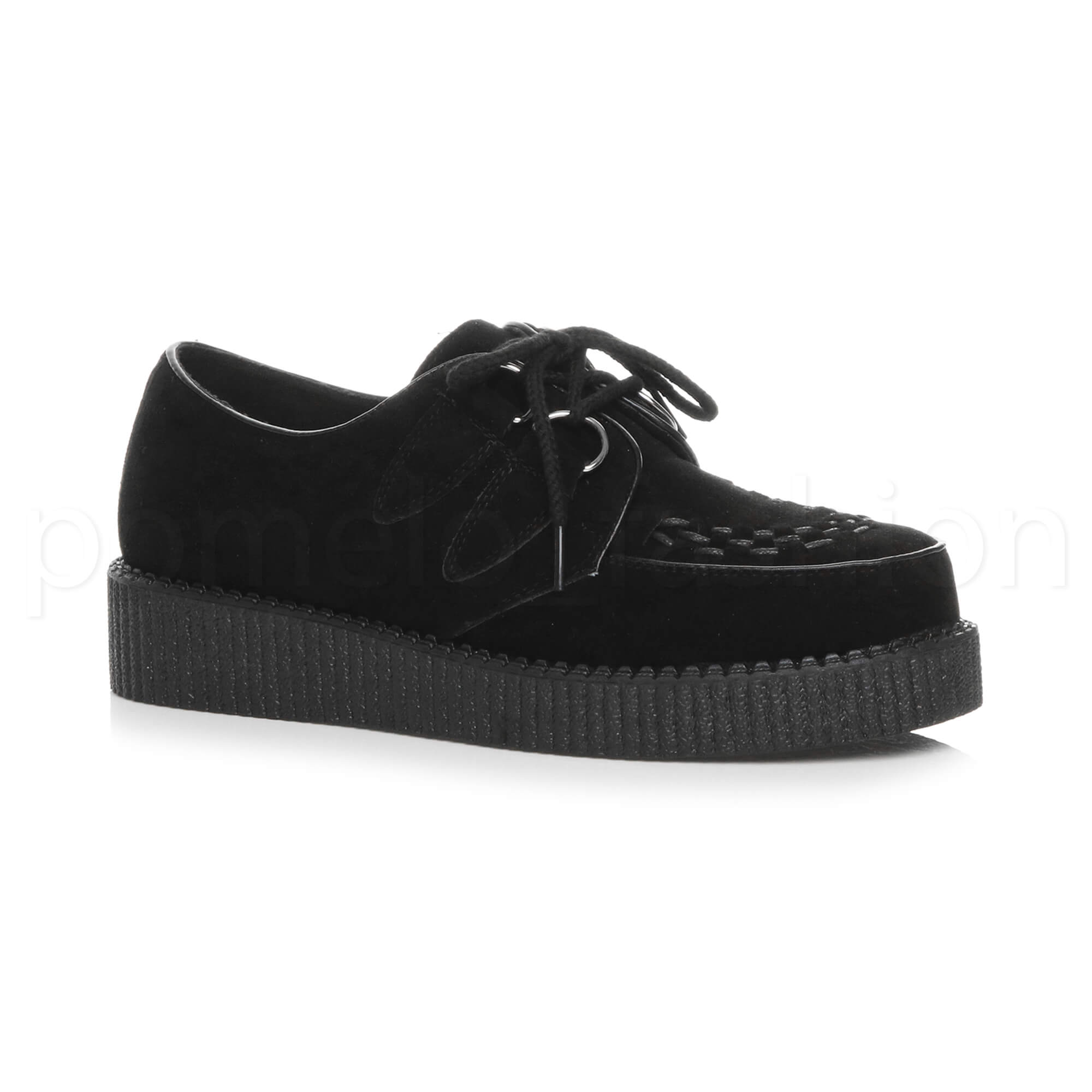 Creepers Shoes Size