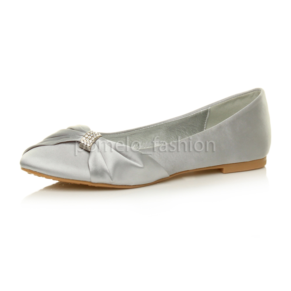 Flat Shoes Wedding And Evening