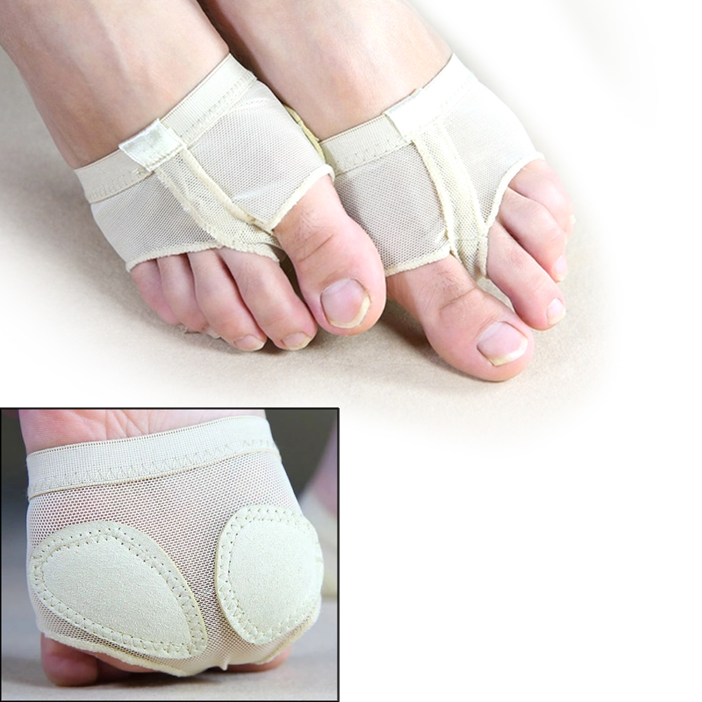 Lyrical Dance Shoes Nude All Sizes Child /& Adult NEW 1 Pair Foot Thong Ballet