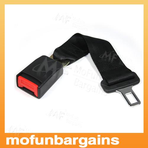 universel voiture auto ceinture de s curit extenseur extension boucle ebay. Black Bedroom Furniture Sets. Home Design Ideas