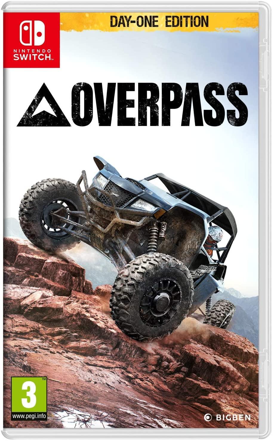 Overpass Nintendo Switch Game