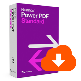 Nuance DEMO PHYSICAL POWER PDF STANDARD 5 USER LICENSE