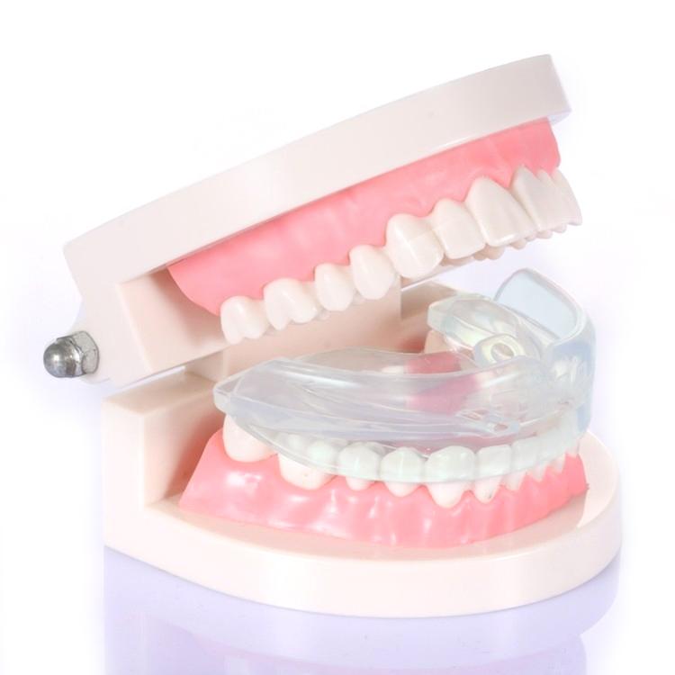 2pcs Blue Dental Night Mouth Guard Level 1 & 2 Bruxism