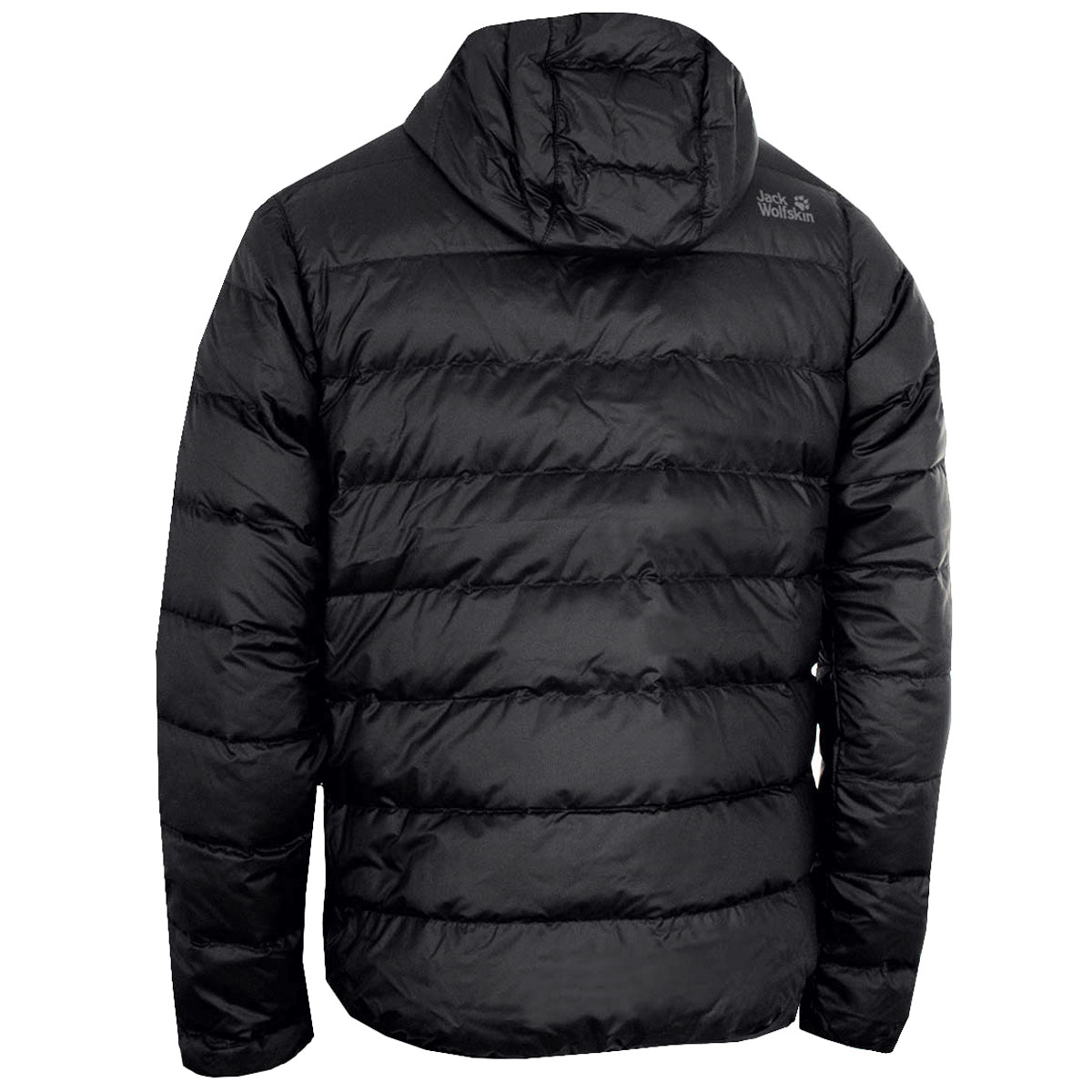 526c09e8206 Jack Wolfskin Mens Helium Down Insulated Winter Hooded Jacket Coat ...