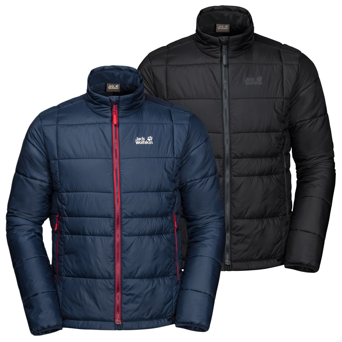 Details about Jack Wolfskin Mens Argon Water Resitant Windproof PFC Free Jacket 26% OFF RRP