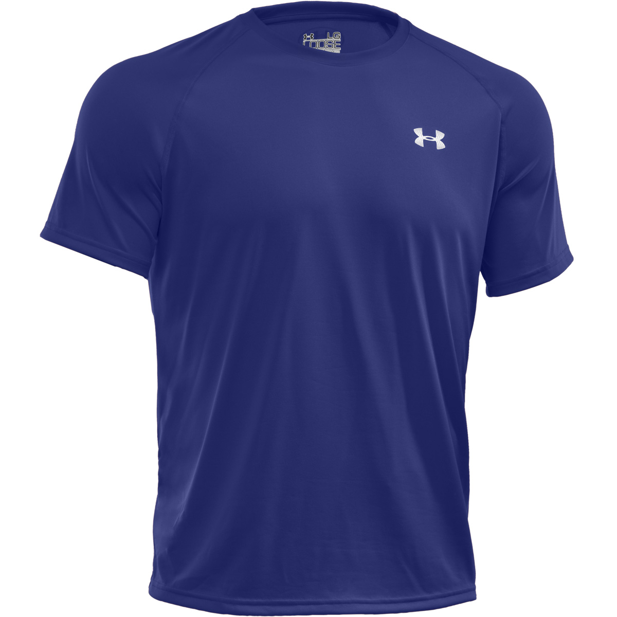 Under Armour Mens UA Tech SS T Shirt HeatGear Short Sleeve Training 31% OFF  RRP; Picture 2 of 5; Picture 3 of 5 ...