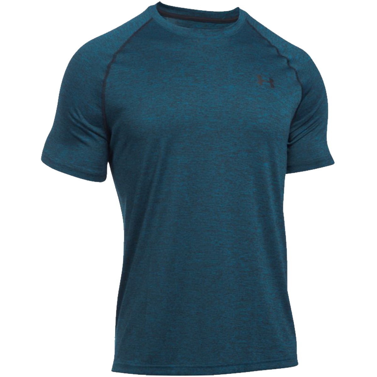 ae61dbb6 Under Armour Mens UA Tech SS T Shirt HeatGear Training 31% OFF RRP ...