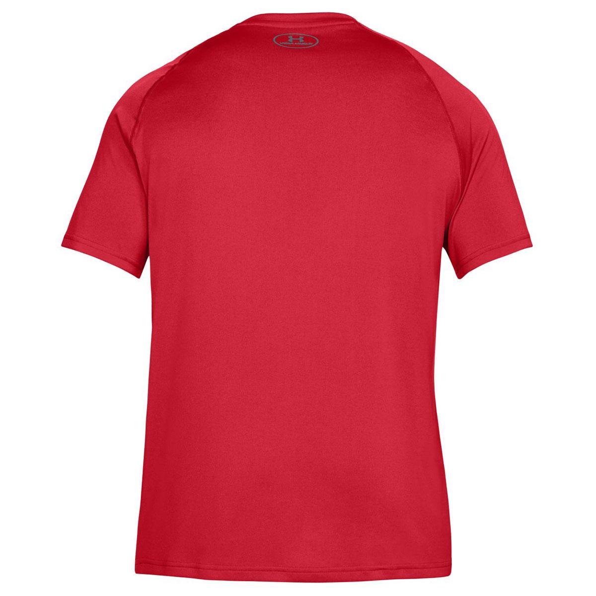 Under-Armour-Mens-UA-Tech-SS-T-Shirt-HeatGear-Training-Tee-31-OFF-RRP