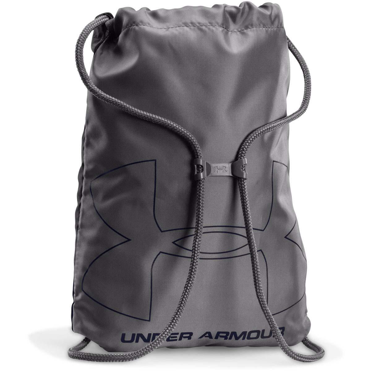 e5b1f6e7d3 Under Armour 2019 UA Ozsee Sackpack Drawstring Bag Gym School ...