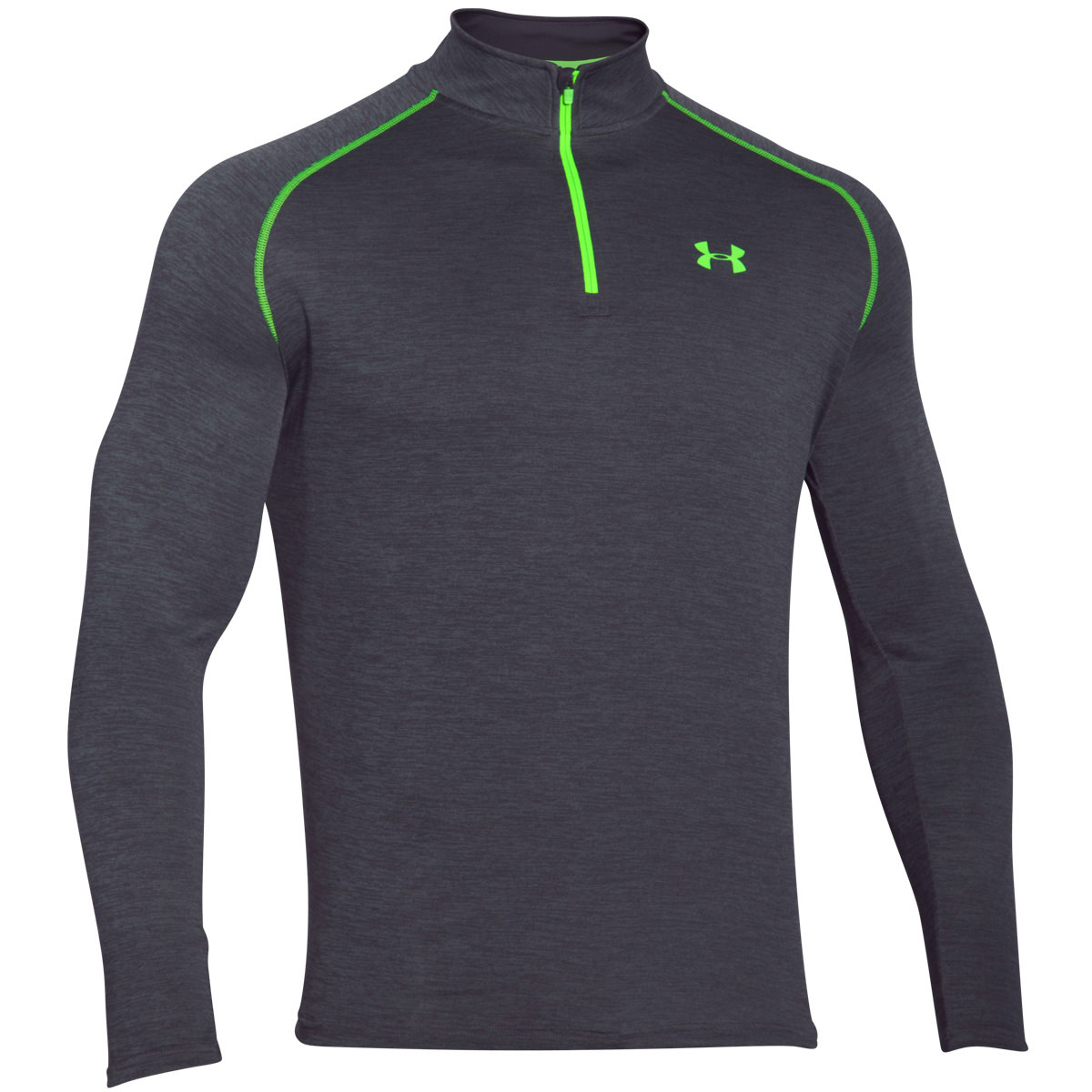 Under-Armour-Mens-UA-Tech-1-4-Zip-Long-Sleeve-Top-Workout-Layer-27-OFF-RRP thumbnail 79