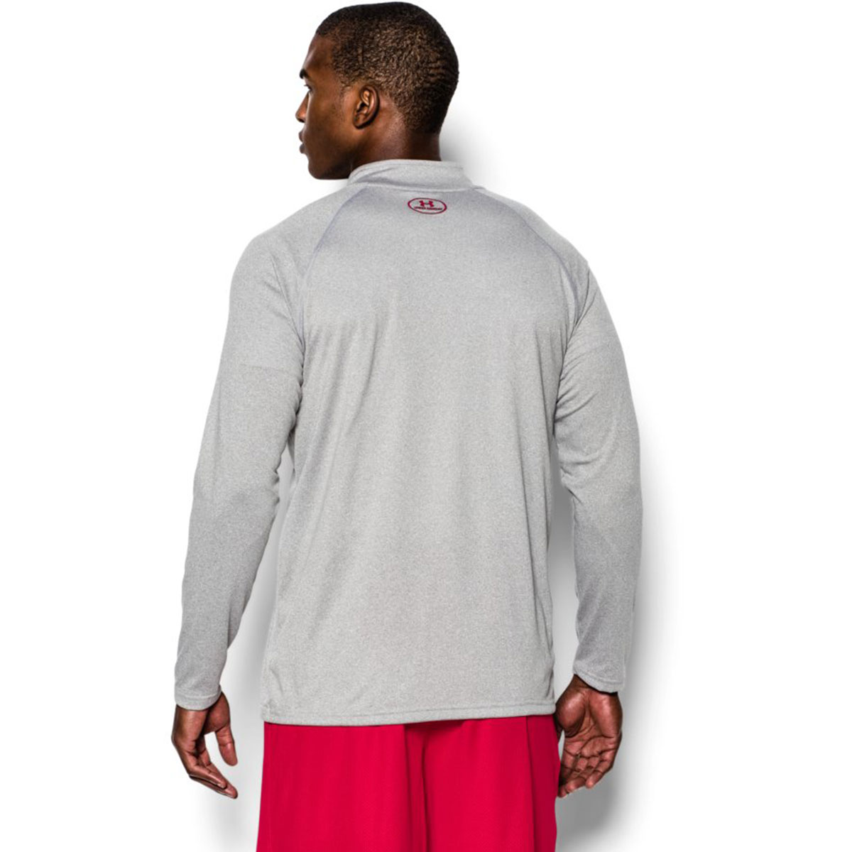 Under-Armour-Mens-UA-Tech-1-4-Zip-Long-Sleeve-Top-Workout-Layer-27-OFF-RRP thumbnail 89